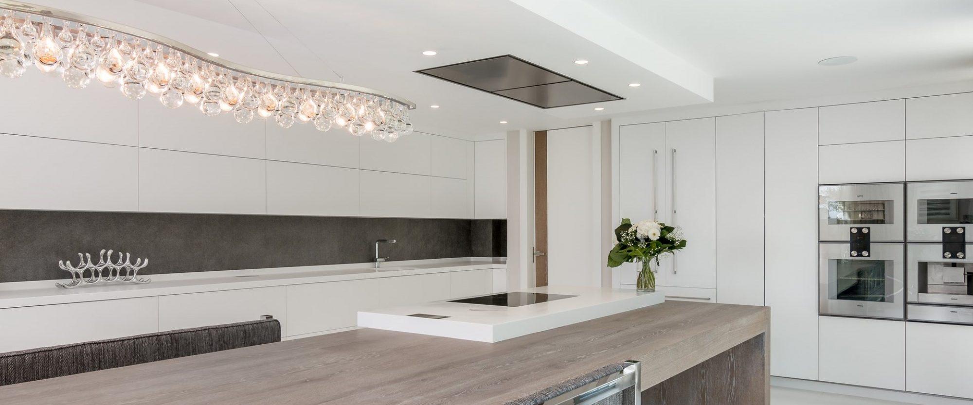 40 m2 professional kitchen