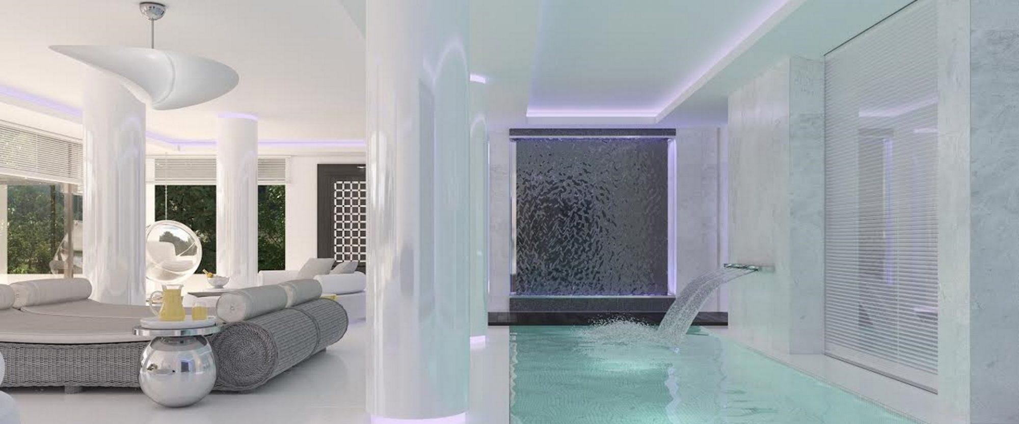 cascada de camojan luxury villa for sale spa