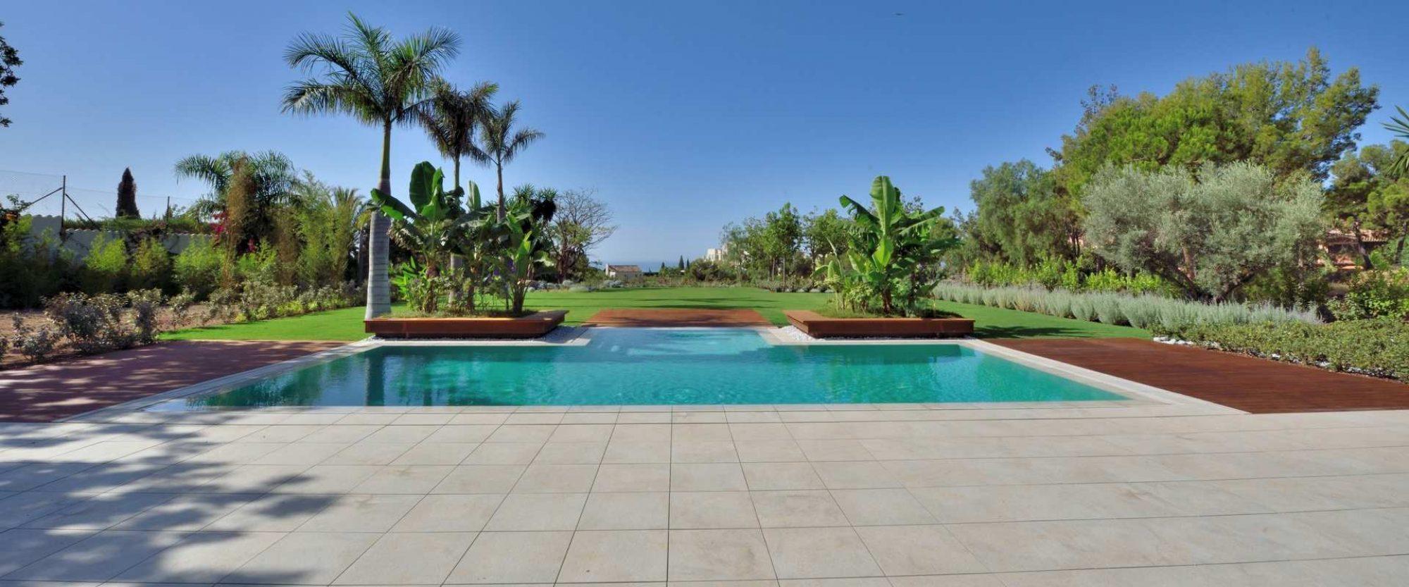 marbella contemporary villa for sale grounds