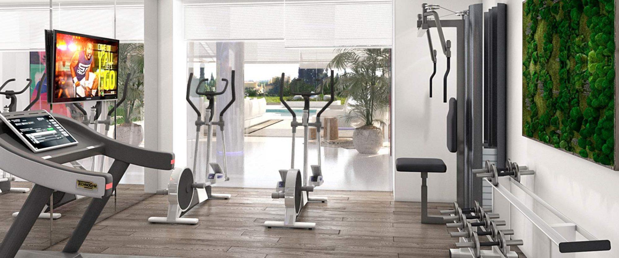 Cascada de Camojan Property for sale with gym
